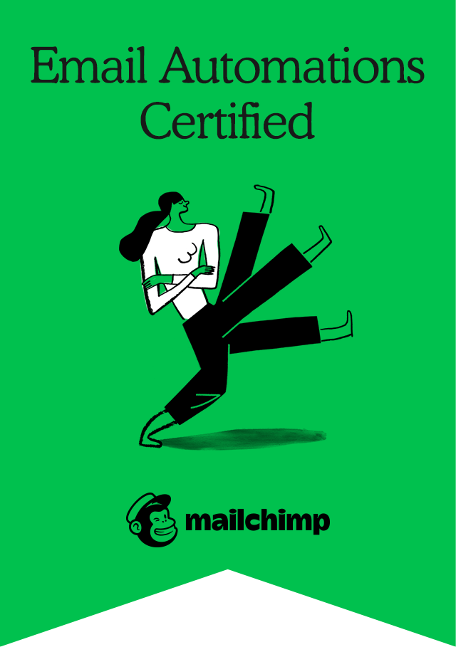 Certified in Email Automations